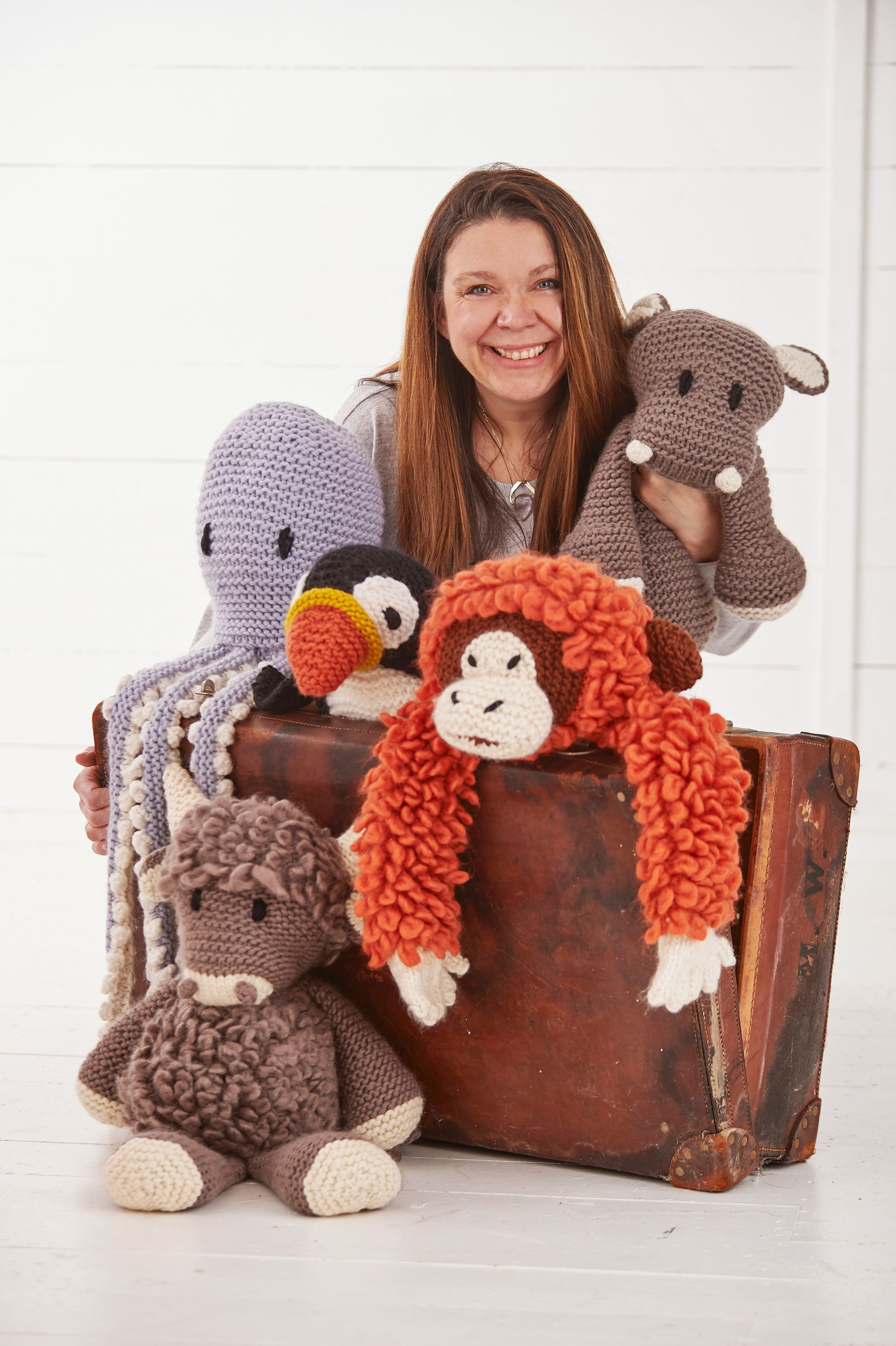 Claire-Gelder-of-Wool-Couture-with-Robyn-Octopus-and-friends-1